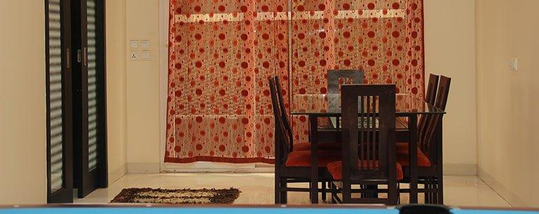 Dining Space @ anatta pune rehab centre