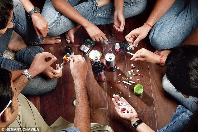 Party Drugs In India