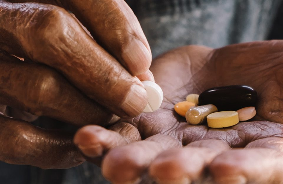 Substance Use Disorder / Addiction in The Elderly