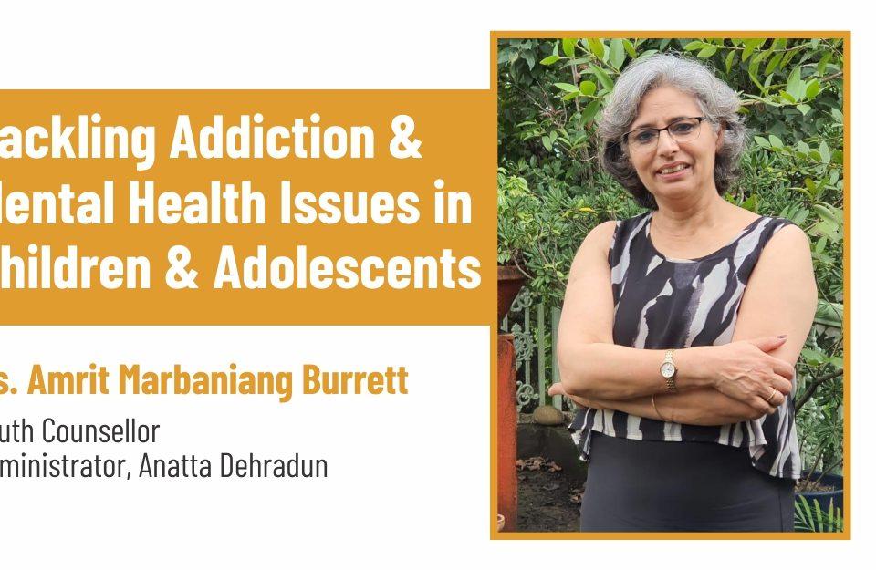 Ms Amrit Marbaniang Burrett