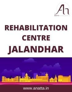 Rehabilitation Centre in Jalandhar