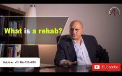 Anatta Speaks: What is a rehab?